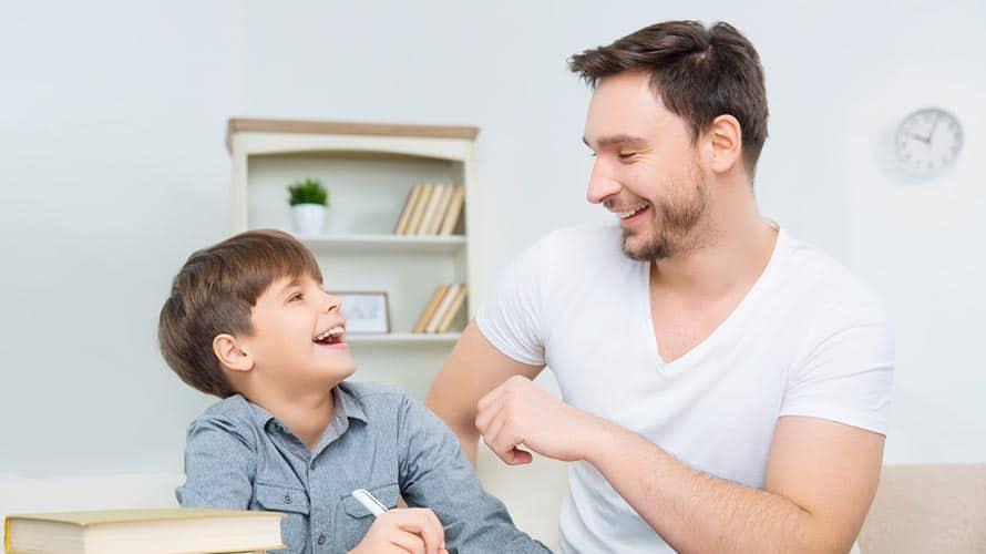 7 Cara Cerdas Dalam Memuji Anak